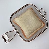 牛油果鸡蛋热压三明治#带着零食去旅行!#的做法图解10