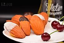 橙香玛德琳蛋糕的做法