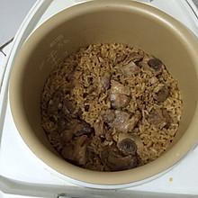 电饭煲排骨饭