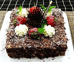 日本长崎黑森林蛋糕的做法