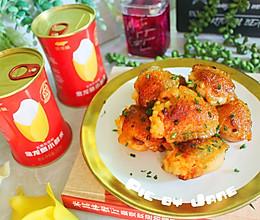 鸡中翅酿饭的做法