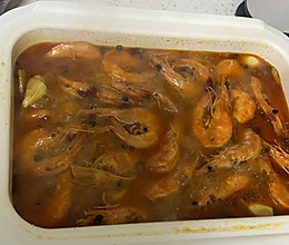 大虾火锅的做法