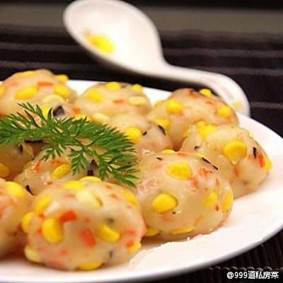 土豆蔬菜丸