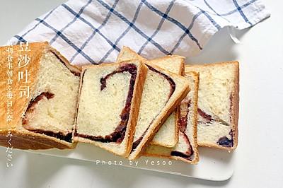 豆沙吐司面包-厨师机版