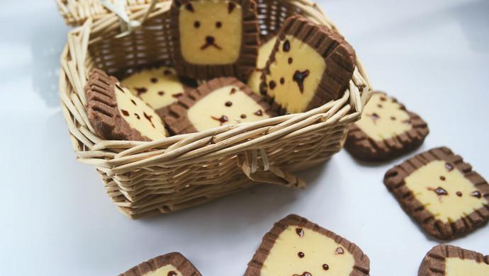 狮子饼干#最萌缤纷儿童节#