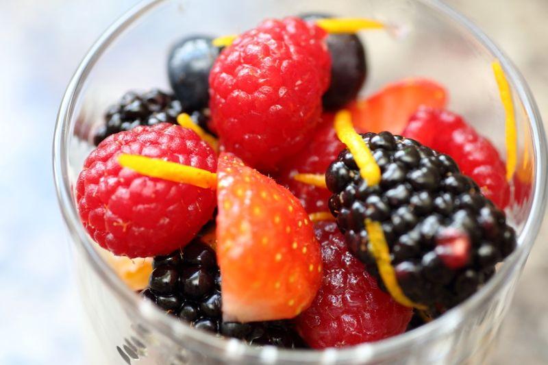 曼步厨房 - 热带浆果之吻