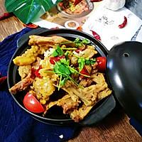 干锅对味酱鸭#食光社 干锅鸭#