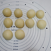 迷你肠仔面包卷(一次发酵)的做法图解5