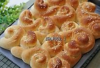 童年的味道~脆底蜂蜜小面包的做法