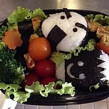 日本饭团便当