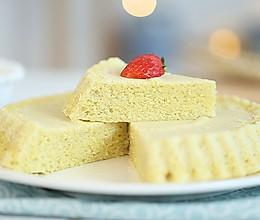经常吃的小米,居然还能做出那么蓬松的蛋糕?的做法