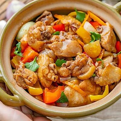 啫啫鸡煲|温暖丰富