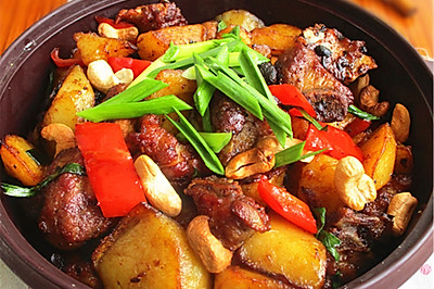 豉香土豆小排骨