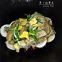 【鲜美带鱼的简单做法】萝卜焖带鱼#小妙招擂台#的做法图解11