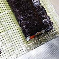 基础卷寿司(含寿司醋),反卷,握寿司,军舰寿司的做法图解9