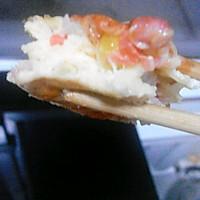 虾仁玉米蛋卷的做法图解6