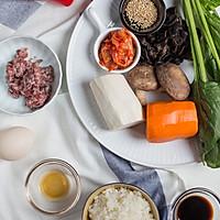 韩国拌饭#宴客拿手菜#的做法图解1