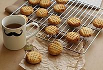 【牛奶饼干】下午茶甜点的做法
