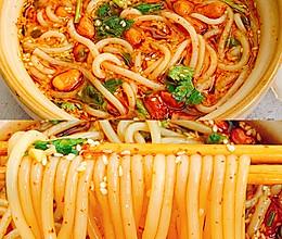 超简单~爆好吃❗️酸辣开胃的酸汤米线的做法