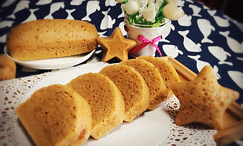 超松软红糖马拉糕~无需烤箱的简易港式点心的做法