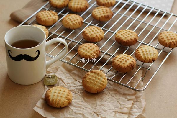 【牛奶饼干】下午茶甜点 的做法