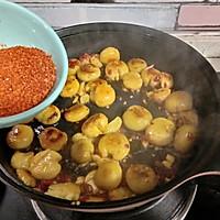 干煸小土豆的做法图解5