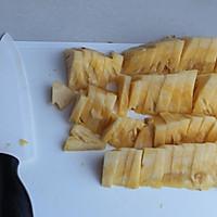 【巧切菠蘿】——不到2分鐘就搞定的做法圖解6