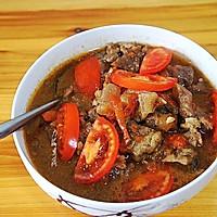 牛肉炖柿子 #520,美食撩动TA的心#的做法图解9