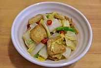 #炎夏消暑就吃「它」#娃娃菜烧豆腐的做法