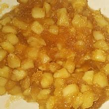 清新果酱——柠檬苹果酱