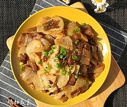 干锅土豆肉片的做法