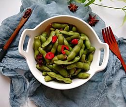 #父亲节,给老爸做道菜#盐水毛豆的做法