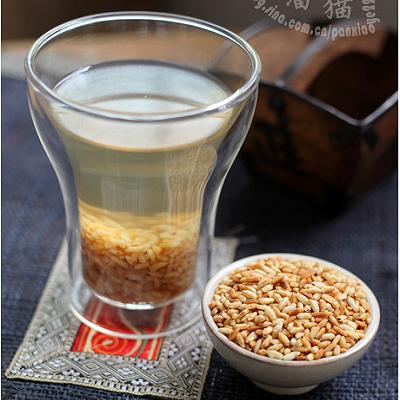炒米粥&炒米茶