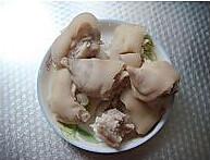 黄豆猪蹄汤的做法图解3