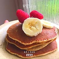 无油健康减脂早餐 香蕉全麦班戟的做法图解7