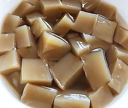 泽子豆腐的做法