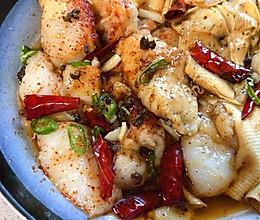 麻椒龙利鱼的做法