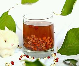 美白除湿红豆薏仁水的做法