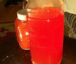 草莓酒的做法