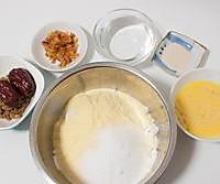 玉米面发糕--懒人的美味的做法图解1
