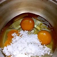 水蒸蛋糕的做法图解3