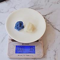 青花瓷冰皮月饼的做法图解5