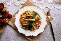 #肉食者联盟#凉拌金针菇的做法