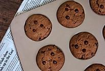 巧克力曲奇饼的做法