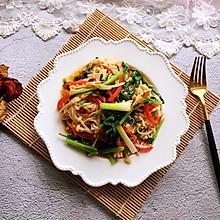 #肉食者联盟#凉拌金针菇