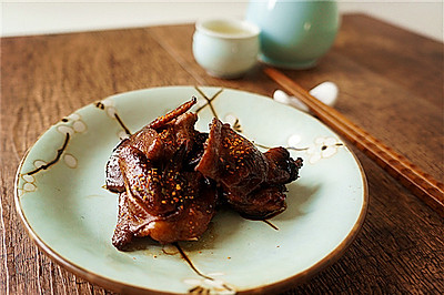 和风 - 酱烧鹌鹑#盛年锦食.忆年味#