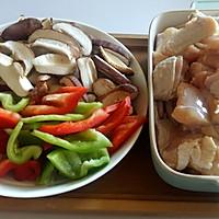 周末餐桌~香菇焖鸡的做法图解2