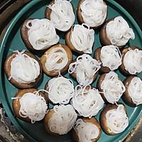 蒜香口蘑的做法图解5