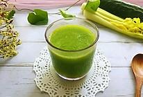 青瓜芹菜汁的做法