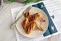 #肉食者联盟#蒜香煎鸡翅的做法